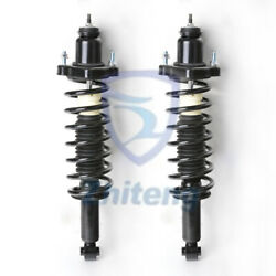 Rear 2 Quick Struts Coil Shock Absorbers Fit For 2007-2016 Jeep Patriot Compass