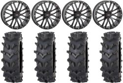 System 3 St-3 Black 20 Wheels 36 Outback Maxand039d Tires Renegade Outlander