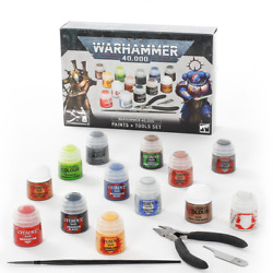 Paints And Tools Set 2020 Warhammer 40k Nib