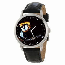 Vintage 1990s Neil Young Rock Concert Promo Art Collectible Wrist Watch