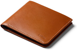 Bellroy Square Wallet (Thin Leather Billfold Design Holds 4-12 Cards Flat Note $85.53