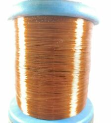 Copper Round Enameled Magnet Wire 12 To 36 Gauge Wrap Cord Jewelry Making