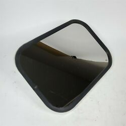 Vintage 1970s Ford Truck 10-7/16 X 7-7/16 Towing Mirror May Fit Other Brands