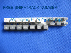 1pc Used For Fluke 8840a Digital Multimeter Push-button Parts Ve79 Ch