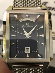 Jean Marcel Swiss Made Quadrum Limited Edition Watch 61/300, Model 360.232.42