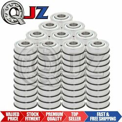 [qty.100] 7510-dlg 5/8bore Heavy Duty Ground Radial Ball Bearing With Snap-ring