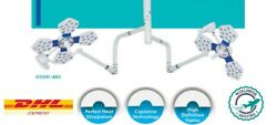 New Lamp Surgical Operating Double Satellite Ceiling Ot Light Operation Theater