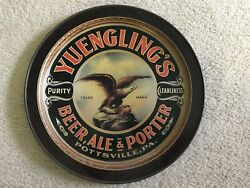 Yuengling's Beer Tray, 1989, Pottsville, Pa.
