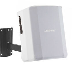 Bose S1 Pro Pa System W/ White Play-through Cover And Wall Mount