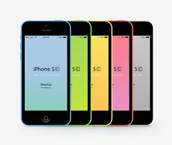 Apple Iphone 5c Cell Phones 32gb Dual Core Wcdma Wifi Gps 8mp 4.0 Mobile Phone
