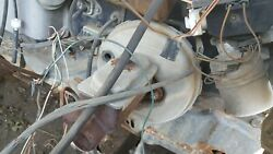 1966 Cadillac De Ville Power Brake Booster And Master Cylinder Buy As Core