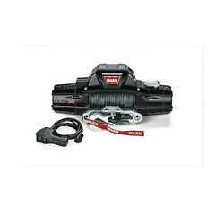 Warn For Zeon 8-s Spydura Synthetic Rope 8000lbs Premium Series Winch - 89305