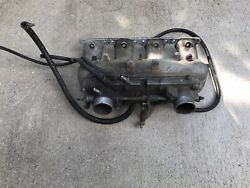 75 76 Chevy Cosworth Vega Intake Manifold Fuel Injection