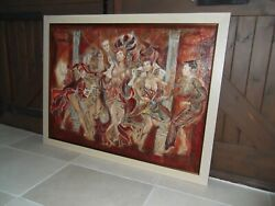 Joy Kirton Smith Moulin Rouge Limited Edition Print Sold Out And Hard To Find