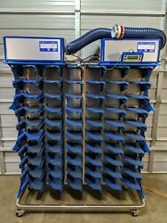 Innovive Innorack Ventilated Rodent Housing 60 Cage Rack System With Blowers