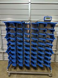 Innovive Innorack Ventilated Rodent Housing 60 Cage Rack System Without Blowers