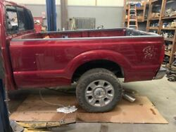 Pickup Box 8and039 Box Drw With Tailgate Step Fits 11-16 Ford F350sd Pickup 73672