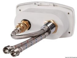Osculati New Edge Water Plug With Mixer Chromed