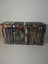 Lot Of 53 Horror Movies On Dvd New And Used Slashers Ghosts Zombies Clowns