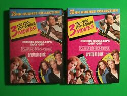 John Hughes Collection With 3 Too Cool For School Movies DVD $12.99