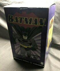 In Box Batman Ceramic Cookie Jar Exclusive And Rare Vintage Limited
