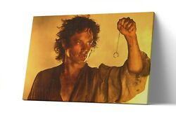Frodo Lord Of The Ring Canvas Print Lotr Wall Art Artwork Painting Poster