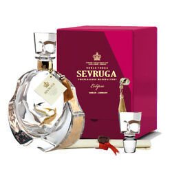 The Sevruga Eclipse Cherry Edition 70cl 40 Crystal Decanter Noble Vodka Germany