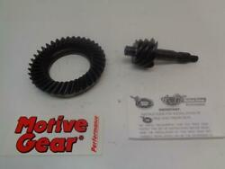 Motive Gear Performance Ring And Pinion Sets 5.431 Ratio Ford 9 In F890543 R15