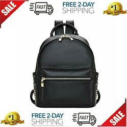 Genuine Leather Backpack Purse For Women Fashion Casual Backpacks For Teens L... $45.65