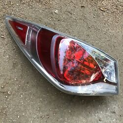 ✅ 11-15 Hyundai Sonata Hybrid Blue Line Outer Tail Light Left Driver Led Oem
