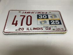 Bloomington Gold License Plate Collection- Brand New Lot Of 7
