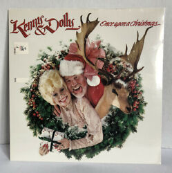 Kenny And Dolly Once Upon A Christmas 1984 Vinyl Lp Record New Sealed Kenny Rogers