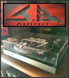 Jnb Audio Turntable Dust Cover For Kenwood Kd 2070 -= Made In Usa =-