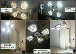 Nova 4 Examination Ceiling Wall Mounted 4 Reflector No Of Led's 84 Surgical 5h