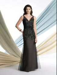 Long Evening Dress Mother Of The Bride/ Groom By Montage