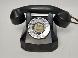 Vintage Monophone Automatic Electric Rotary Telephone Collectible Memorabilia