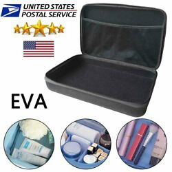 Travel Toiletry Organizer Case Hanging Cosmetic Makeup Bag Storage Wash Pouch EV $7.99