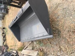 Case Ce 78 Low Profile Bucket For Skid Steers