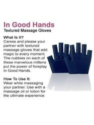 In Good Hands Massage Gloves By Pure Romance New Free Shipping