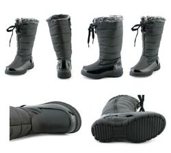 Totes Hollie ll Kids Girls Waterproof Snow Boots 1 3 or 4 New $70 $32.95