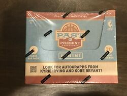 2012/13 Panini Past And Present Basketball Sealed Hobby Box 3 Autos Rookie Rc Rare