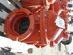 Mueller 8 Resilient Wedge Gate Valve Mj X Fl 250w Tapping 080t236219ln