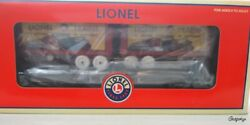 Lionel 29460 Archive Collection 3460 Lionel Flatcar With Piggyback Trailers