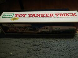 Lot Of 1990-2000 Collectible Hess Trucks