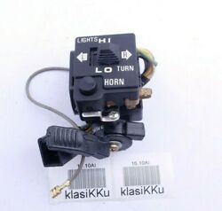 Suzuki Rc Rc80 Rc100 Rc-100 Rc 100 Early Type Switch Lh Aftermarket Nos