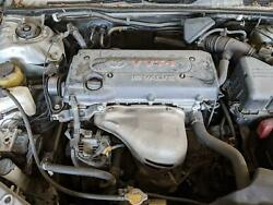 2003 Toyota Camry 2.4l Engine Motor With 21220 Miles California Emissions