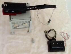1950s Lionel 282 Magnetic Gantry Crane W/controller Bucyrus Erie Accessory Works