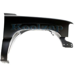 Capa Chevy Silverado Truck And Tahoe Front Fender Quarter Panel Primed Right Side