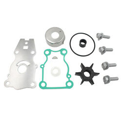 Water Pump Impeller Kit For Yamaha 66t- W0078-00-00 253040 Hp T25 F30 F40