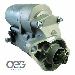 New Starter For Airboat Applications 12v 2.0kw 9 Tooth 109-19094 79-903-50